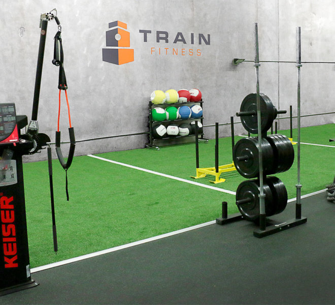Train Fitness Facility